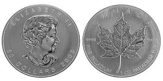 Palladiummünzen Ankauf Berlin Regold
