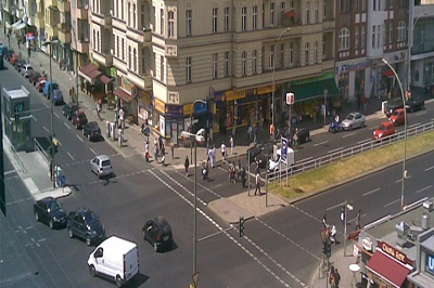 Leopoldplatz/Müllerstraße in Berlin Wedding